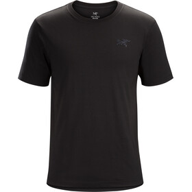 Arc'teryx A Squared Shortsleeve Shirt Men black